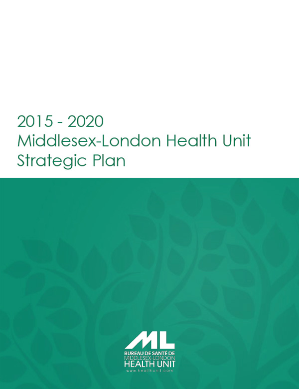 Strategic plan middlesex london health unit for Healthy people 2020 is a plan designed to