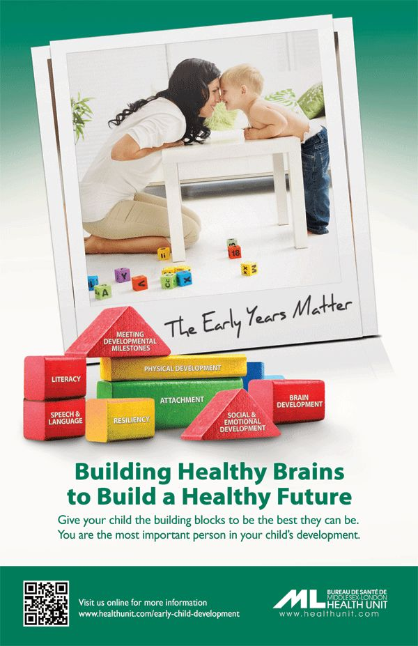 Building Healthy Brains to Build a Healthy Future