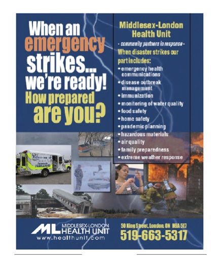 Emergency Management — Middlesex-London Health Unit