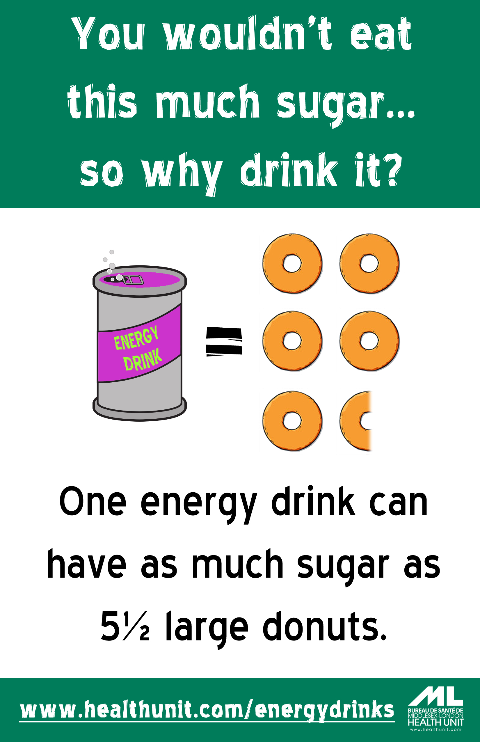 why energy drinks are unhealthy essay Energy drinks - why take the risk essay - have you ever been in a class and you see a student pass out if you have, what was the reason you thought of when they passed out.