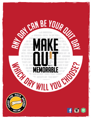 make your quit memorable